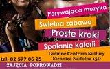 Gmina Krasnystaw: Zumba w centrum kultury