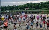 Krasnobród: Zumba wróciła na plażę (foto)