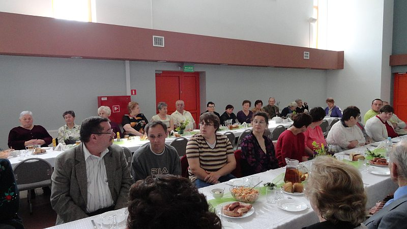 Akcja dla samotnych i potrzebujcych Diecezja Sandomierska